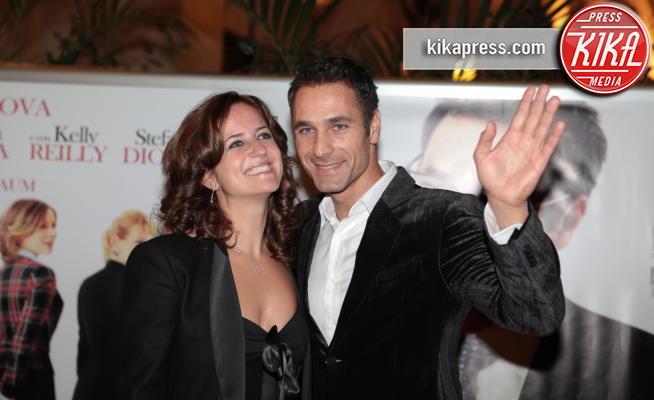 Chiara Giordano, Raoul Bova - Roma - 08-11-2010 - Bova-Giordano, torna il sereno per il figlio. Le foto