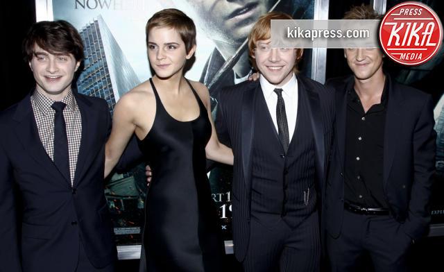 buy popular 9dee6 2d1ce Emma Watson, il fidanzato dei sogni era Draco Malfoy ...