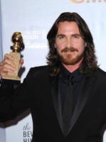 Christian Bale - Los Angeles - 17-01-2011 - Golden Globe 2011: Christian Bale è il miglior attore non protagonista