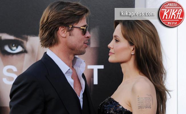 Angelina Jolie, Brad Pitt - Hollywood - 19-07-2010 - Angelina Jolie: