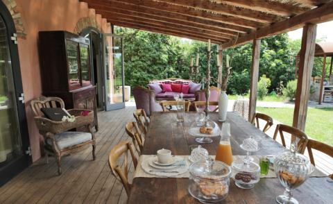 Glamping Lodge Resort - Mirano - 15-07-2011 - La nuova frontiera del turismo? Il glamping!