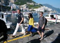 Continua la luna di miele made in italy per mark for Due giorni in costiera amalfitana