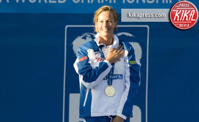 Federica Pellegrini - Roma - 30-07-2009 - Auguri Federica Pellegrini: 28 anni da campionessa!