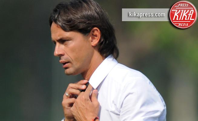 Filippo Inzaghi - Milano - 09-09-2012 - Da Uomini e Donne a Filippo Inzaghi: la nuova fiamma di Pippo