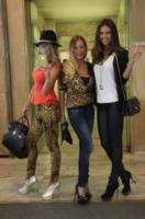 Katrina Cascella, Camila Morais, Guendalina Canessa - Milano - 22-09-2012 - Settimana della moda: Giuseppe Zanotti apre ai vip la sua boutique