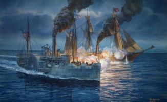 USS Hatteras - Texas - 05-02-2013 - Hatteras: dopo 150 anni ancora intatta