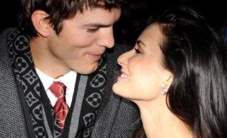 Demi Moore, Ashton Kutcher - Los Angeles - 26-11-2008 - Demi Moore: divorzio si', ma con penale