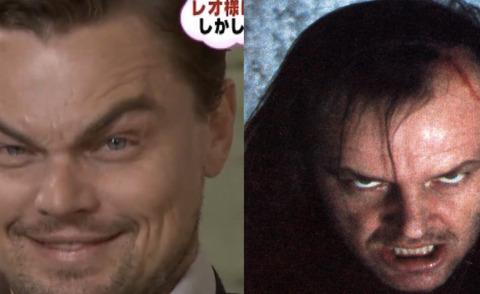 Jack Nicholson, Leonardo DiCaprio - Giappone - 08-03-2013 - Leonardo