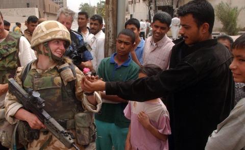 Vittime guerra Iraq - Iraq - 12-03-2013 - Dieci anni fa americani e alleati invadevano l'Iraq