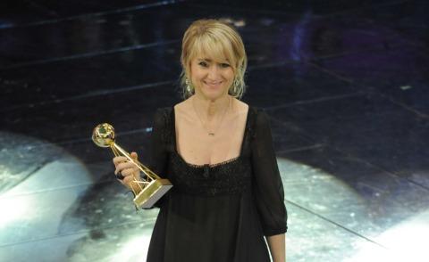 Luciana Littizzetto - Sanremo - 13-03-2013 - Oscar della tv: Festival di Sanremo miglior programma
