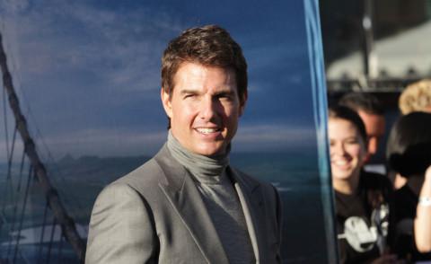 Tom Cruise - Hollywood - 10-04-2013 - Anche le celebrity sono state vittime di bullismo a scuola