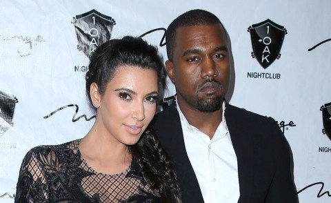 Kim Kardashian, Kanye West - Las Vegas - 31-12-2012 - Kim Kardashian e Kanye West presto sposi
