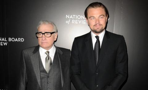 Martin Scorsese, Leonardo DiCaprio - New York - 07-01-2014 - Scorsese e DiCaprio, al cinema il numero perfetto è... 6!