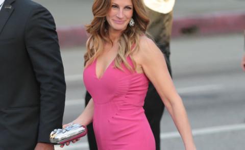 Julia Roberts - Los Angeles - 18-01-2014 - Con le celebs anche la tuta diventa fashion!