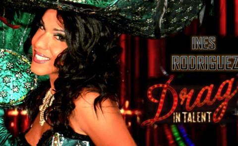 ines rodriguez, Drag Queen - 24-01-2014 - Drag In Talent: arriva su Italia 1 il primo reality Drag