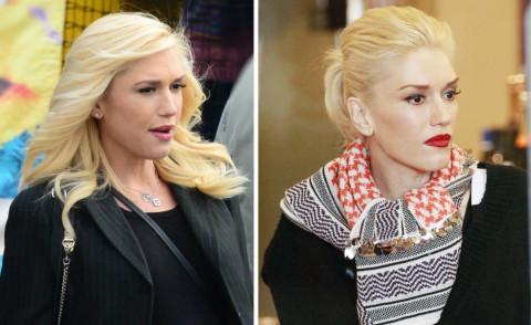 Ogni giorno una passerella: Gwen Stefani senza trucco