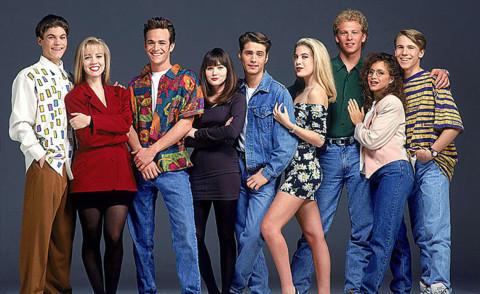 beverly hills 90210 - 19-02-2014 - Beverly Hills 90210: i protagonisti ieri e oggi