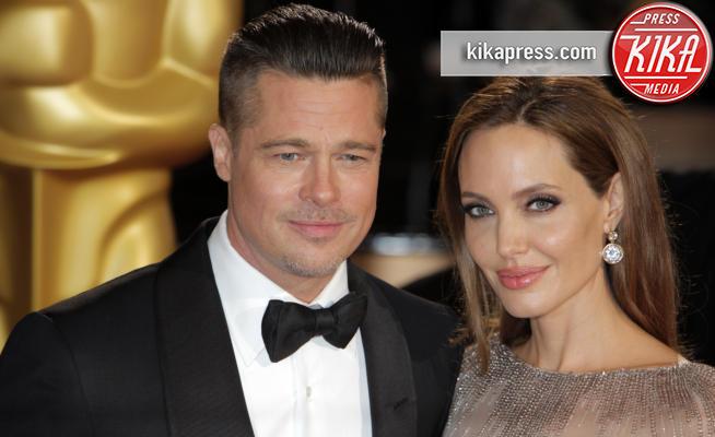 Angelina Jolie, Brad Pitt - Los Angeles - 02-03-2014 - Brad Pitt e Angelina Jolie: ritorno di fiamma!