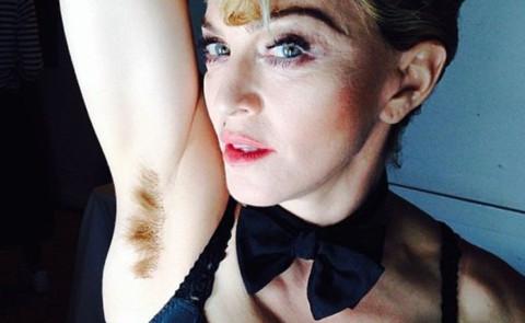 Madonna - 21-03-2014 - Se il lupo perde il pelo... Madonna no!