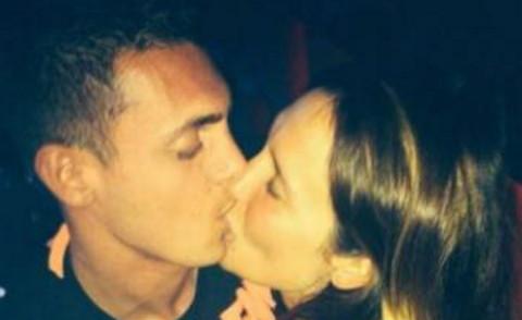 Claudio D'Alessio, Nicole Minetti - Los Angeles - 04-04-2014 - Nicole Minetti aspetta un figlio da Claudio D'Alessio
