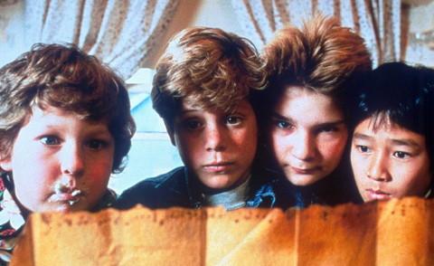 Jeff Cohen, Goonies, Jonathan Ke Quan, Corey Feldman, Sean Astin - Los Angeles - 01-01-1985 - 30 anni di Goonies: ecco come sono oggi i protagonisti