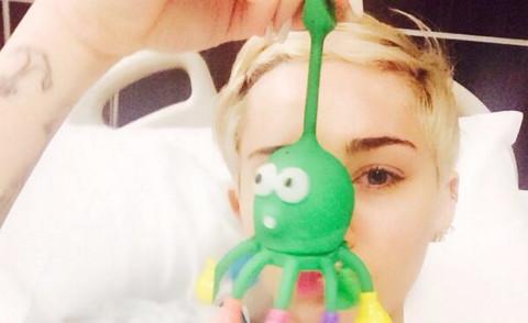 Miley Cyrus - Los Angeles - 15-04-2014 - Miley Cyrus: una malata immaginaria?