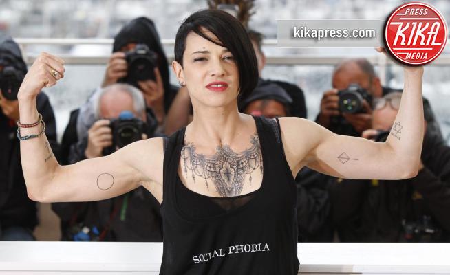 Asia Argento - Cannes - 22-05-2014 - Asia Argento, Morgan non paga gli alimenti: pignorata la casa