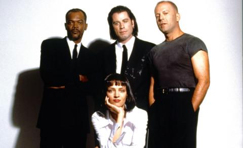 Pulp Fiction, John Travolta, Bruce Willis, Uma Thurman, Samuel L. Jackson - 01-01-1994 - Pulp Fiction ieri e oggi: i protagonisti a distanza di 20 anni