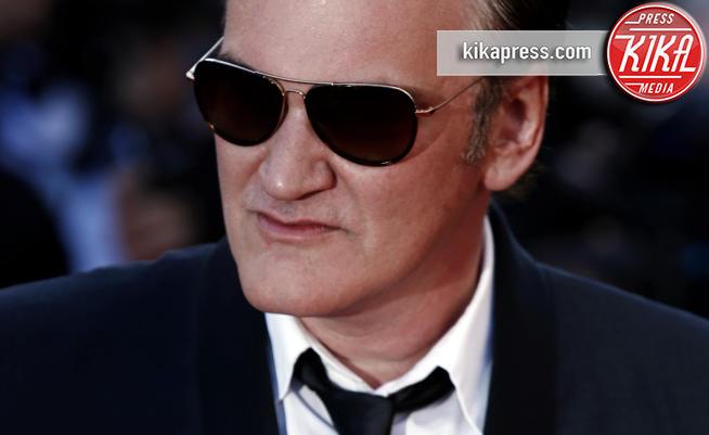 Quentin Tarantino - Cannes - 24-05-2014 - Scandalo Weinstein, la confessione shock di Quentin Tarantino