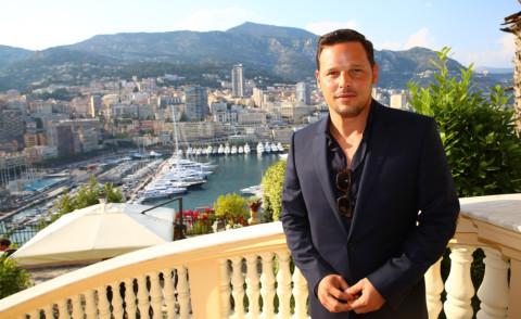 Justin Chambers - Monte Carlo - 09-06-2014 - I protagonisti delle serie tv di scena a Montecarlo