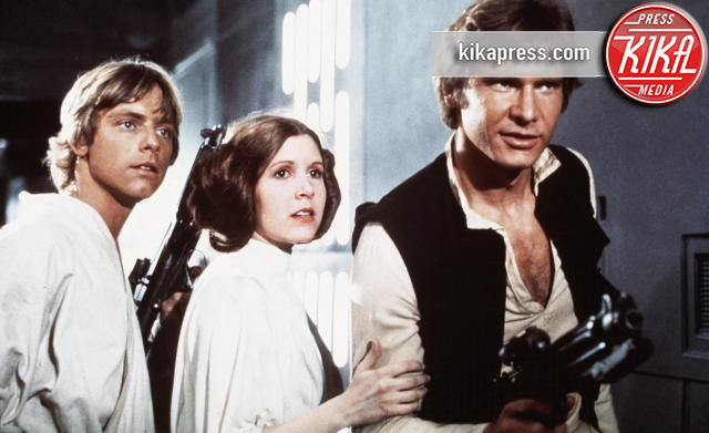 Carrie Fisher, Mark Hamill, Harrison Ford - Los Angeles - 23-02-2017 - Giallo sulla morte di Carrie Fisher: ecco le vere cause