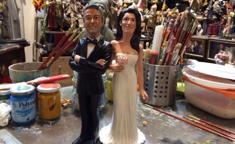 Amal Alamuddin, George Clooney - 26-09-2014 - Colpo di scena: Clooney e Amal già sposi... a Napoli