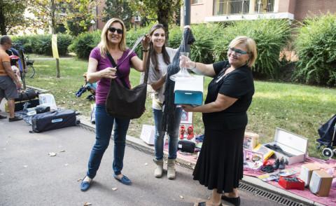 Social Street, Si baratta al Rubattino - Milano - 28-09-2014 - Si Baratta al Rubattino: Città Studi ha la sua Social Street!