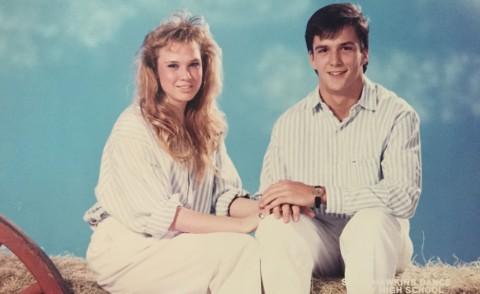 Rhett Baker, Renee Zellweger - Il fidanzatino del liceo difende Reneé Zellweger