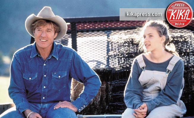 Robert Redford, Scarlett Johansson - 01-01-1998 - Scarlett Johansson, 33 anni in bellezza e successi