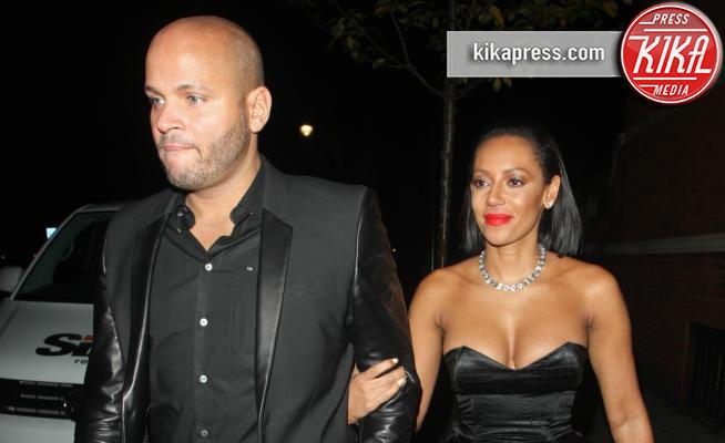 Melanie Brown, Stephen Belafonte - Londra - 28-11-2014 - Anche Mel B divorzia, la classifica delle ex coppie più longeve