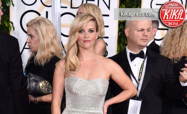 Reese Witherspoon - Beverly Hills - 12-01-2015 - Reese Witherspoon è la più elegante del 2015 per People
