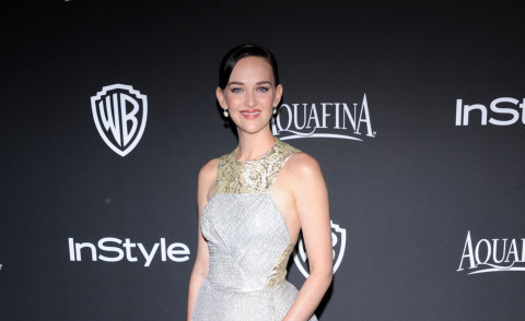 Jess Weixler - Beverly Hills - 11-01-2015 - Golden Globes 2015: il party di InStyle