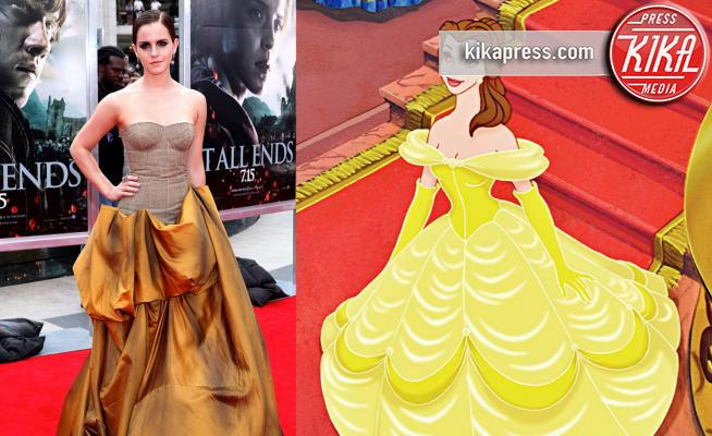 La bella e la bestia, La Bella, Emma Watson - 27-01-2015 - I classici Disney diventano reali, quanti live-action in arrivo!