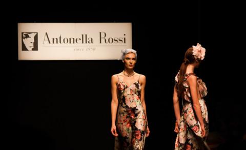 Modella - Roma - 31-01-2015 - AltaRoma 2015: la sfilata Antonella Rossi