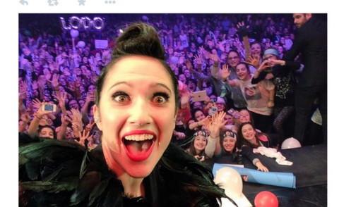 Lodovica Comello - 08-02-2015 - Lodovica Comello, tutto esaurito a Milano il Lodovica World Tour