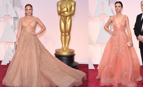 Luciana Pedraza, Jennifer Lopez - Chi lo indossa meglio: J Lo e le altre!
