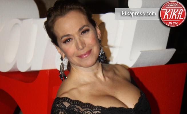 Barbara D'Urso - Milano - 24-03-2015 - Barbara D'Urso a Verissimo: