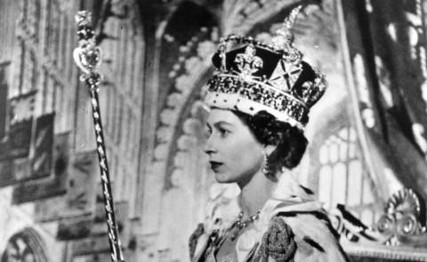 Incoronazione, Regina Elisabetta II - Londra - 02-06-1953 - Dio salvi la regina: Elisabetta II compie 63 anni di regno