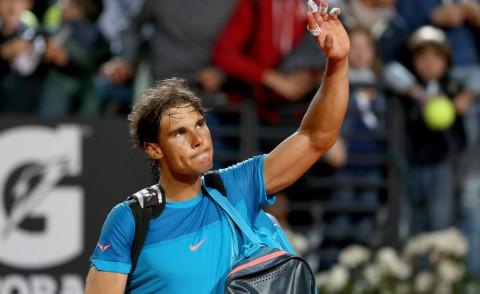Rafael Nadal - Roma - 15-05-2015 - ATP Roma: Djokovic in semifinale, Wawrinka fa fuori Nadal