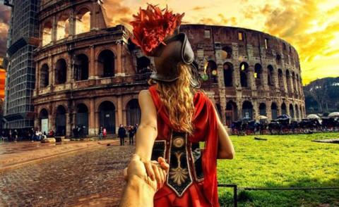 #Followme - 20-05-2015 - #Followme Murad Osmann, il giro del mondo...per mano