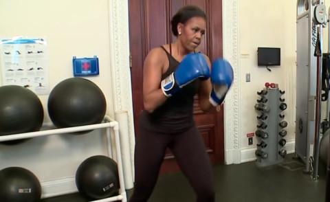 Michelle Obama - Washington - 21-05-2015 - Michelle Obama: una culturista contro l'obesità
