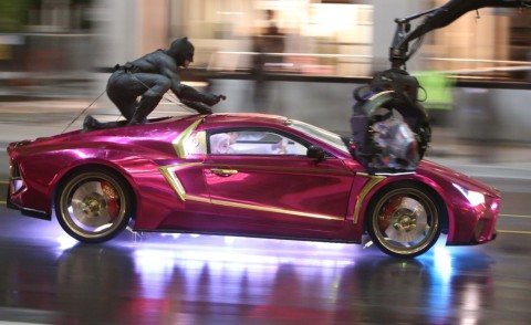 Margot Robbie, Ben Affleck - Toronto - 27-05-2015 - Suicide Squad: ciak, si gira lo scontro Batman Vs Joker!