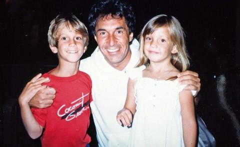 Bill Hudson, Oliver Hudson, Kate Hudson - Orlando - 23-05-2005 - L'amara festa del papà di Kate Hudson