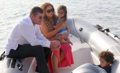 Mariah Carey-James Packer-amore -capolinea